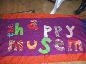 Happy Musem Banner