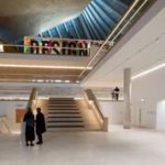 Entrance hall - Design Museum