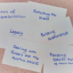 Exploring co-production for social change