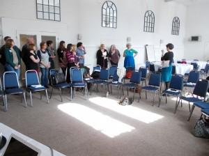 "Participants ""map themselves against the matrix"" in Birmingham"