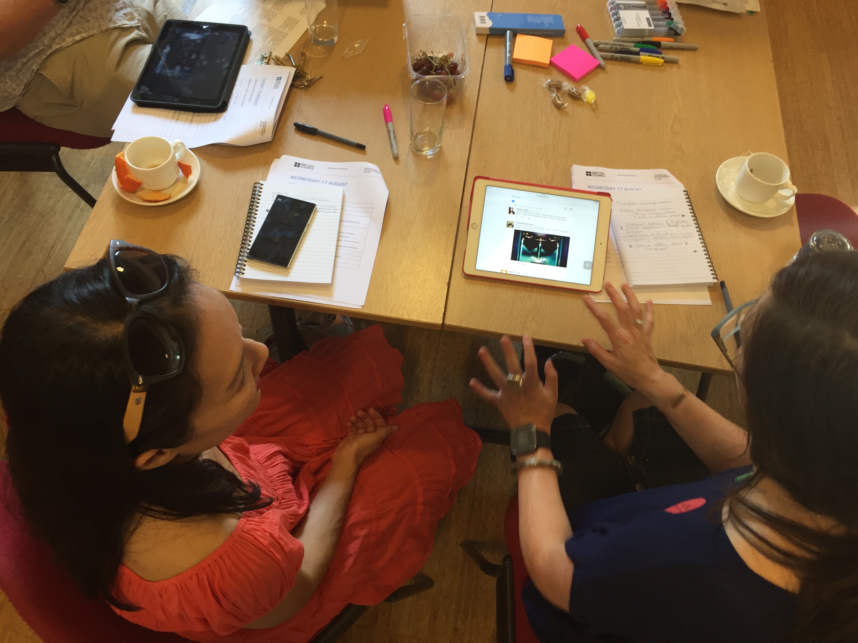 Exploring Happy Museum in the digital world – Happy Museum Project